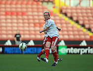 Sheffield United Ladies' Molly Cawthorn in action during the FA Women's Cup First Round match at Bramall Lane Stadium, Sheffield. Picture date: December 4th, 2016. Pic Clint Hughes/Sportimage