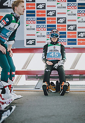 31.12.2019, Olympiaschanze, Garmisch Partenkirchen, GER, FIS Weltcup Skisprung, Vierschanzentournee, Garmisch Partenkirchen, Qualifikation, im Bild Junshiro Kobayashi (JPN) // Junshiro Kobayashi of Japan during the Four Hills Tournament of FIS Ski Jumping World Cup at the Olympiaschanze in Garmisch Partenkirchen, Germany on 2019/12/31. EXPA Pictures © 2019, PhotoCredit: EXPA/ JFK