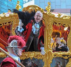 Lord Mayor's Show, London, 10 November 2018