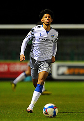 Courtney Senior of Colchester United- Mandatory by-line: Nizaam Jones/JMP - 27/02/2021 - FOOTBALL - The innocent New Lawn Stadium - Nailsworth, England - Forest Green Rovers v Colchester United - Sky Bet League Two