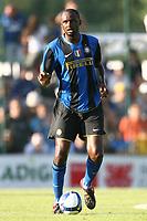 Fotball<br /> Italia<br /> Foto: Inside/Digitalsport<br /> NORWAY ONLY<br /> <br /> Patrick Vieira Inter<br /> <br /> 27.07.2008<br /> Inter v Bari Friendly Match