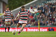 Leicester Tigers v Bath Rugby 250916