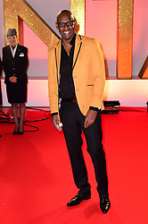 Shaun Wallace attending the National Television Awards 2019 held at the O2 Arena, London. PRESS ASSOCIATION PHOTO. Picture date: Tuesday January 22, 2019. See PA story SHOWBIZ NTAs. Photo credit should read: Ian West/PA Wire