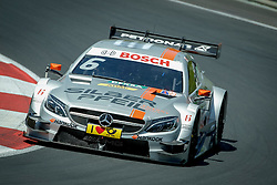 21.05.2016, Red Bull Ring, Spielberg, AUT, DTM, Red Bull Ring Spielberg, Training, im Bild Robert Wickens (CAN / SILBERPFEIL Energy/UBFS invest Mercedes-AMG) // during the free practice of the DTM at the Red Bull Ring, Spielberg, Austria on 2016/05/21, EXPA Pictures © 2016, PhotoCredit: EXPA/ Erwin Scheriau