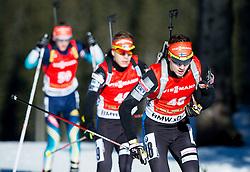 HIIDENSALO Olli (FIN) competes during Men 12,5 km Pursuit at day 3 of IBU Biathlon World Cup 2014/2015 Pokljuka, on December 20, 2014 in Rudno polje, Pokljuka, Slovenia. Photo by Vid Ponikvar / Sportida