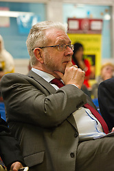 Pictured: Mike Russell<br /> <br /> SNP Brexit minister Mike Russell spoke at an Edinburgh and Lothians Regional Equality Council event which aimed to facilitate discussion between service providers in the public and third sectors, and asylum seekers and refugees in order to hear about the circumstances and needs.<br /> <br /> Ger Harley   EEm 6 December 2016