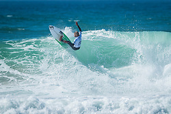 Ricardo Christie (NZL) Placed 4th in Heat 4 of Round One at EDP BILLABONG PRO CASCAIS 2017 in Cascais, Portugal