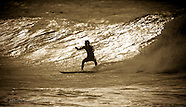 Dancing in the Dark - Surfing at Freshwater Bay