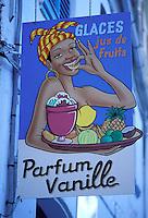Saint Pierre - Martinique (French département d'outre Mer - DOM) - France<br /> French West Indie - Antilles françaises<br /> Caribbean