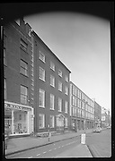 Interior & Exterior of South Leinster Street (asbestos cement) .14/10/1970
