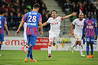 JOIE  Bernardo SILVA  - 10.04.2015 - Caen / Monaco - 32e journee Ligue 1<br />
