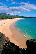 Makena, Big Beach, Maui, Hawaii, USA<br />