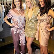 NLD/Amsterdam/20110124 - Josh V VIP Launch Modefabriek RAI,   Tamara Elbaz, Josh Veldhuizen en Maria Taylor