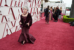 Rita Moreno arrives on the red carpet of The 93rd Oscars® at Union Station in Los Angeles, CA, USA on Sunday, April 25, 2021. Photo by Matt Petit/A.M.P.A.S. via ABACAPRESS.COM