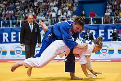 POLLERS Michaela of Austria competes on July 27, 2019 at the IJF World Tour, Zagreb Grand Prix 2019, in Dom Sportova, Zagreb, Croatia. Photo by SPS / Sportida