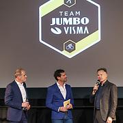 NLD/Veghel/20181221 - Presentatie van Team Jumbo, Frits van Eerd en Visma-ceo Øystein Moan
