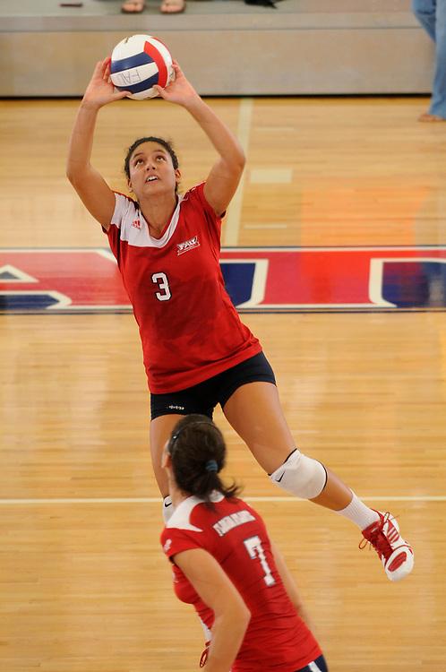2010 FAU Volleyball vs Florida Gulf Coast