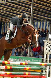 203-Quote-Jackson Deborah<br /> KWPN Paardendagen 2005<br /> Photo © Hippo Foto
