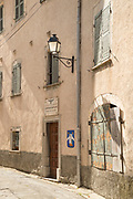 House where Napoleon stayed in 1815, Corps, France