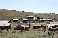 Ghost Town and mining buildings
