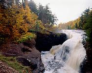 Ottowa National Forest, Michigan, September, 1989.