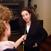 Start verkiezingscampagne GroenLinks, Femke Halsema, camera, pers, belangstelling, interview