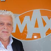NLD/Hilversum/20111104- Perspresentatie najaar 2011 / 2012 omroep Max, voorzitter Jan Slagter