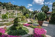 Collodi, Giardino Garzoni (Garzoni Garden) in Villa Garzoni at Collodi, Tuscany, Italy