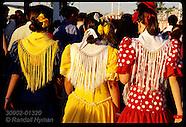13: ANDALUSIA SEVILLE FAIR, DANCE, DRESS