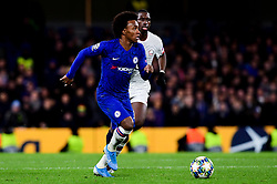 Willian of Chelsea - Mandatory by-line: Ryan Hiscott/JMP - 10/12/2019 - FOOTBALL - Stamford Bridge - London, England - Chelsea v Lille - UEFA Champions League group stage