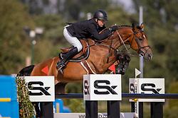 Spits Patrick, BEL, Virocondo Z<br /> Belgisch Kampioenschap Jumping  <br /> Lanaken 2020<br /> © Hippo Foto - Dirk Caremans<br /> 02/09/2020