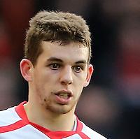 Jon Flanagan of Liverpool
