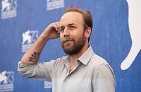 Director Derek Cianfrance at The Light Between Oceans film photocall at the 73rd Venice Film Festival, Sala Grande on Thursday September 1st 2016, Venice Lido, Italy.