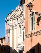 Architecture, Rome, Italy.