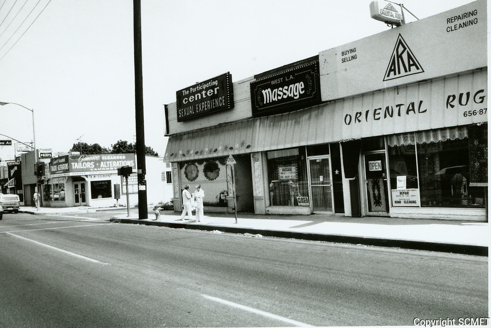 1975 Participation Center of Sexual Experience on Santa Monica Blvd.