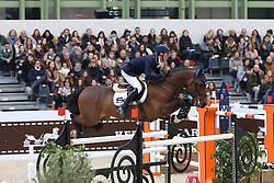 Deusser Daniel, (GER), Clintop<br /> Grand Prix Hermes <br /> Saut Hermes Paris 2016<br /> © Hippo Foto - Counet Julien