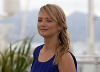 Virginie Efira at the Le Grand Bain (Sink Or Swim) film photo call at the 71st Cannes Film Festival, Sunday 13th May 2018, Cannes, France. Photo credit: Doreen Kennedy