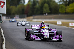 August 31, 2018 - Portland, Oregon, United Stated - SANTINO FERRUCC (39) of the United States takes to the track to practice for the Portland International Raceway at Portland International Raceway in Portland, Oregon. (Credit Image: © Justin R. Noe Asp Inc/ASP via ZUMA Wire)