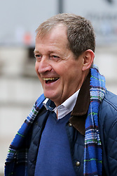 © Licensed to London News Pictures. 05/11/2019. London, UK. Former Downing Street Press Secretary ALASTAIR CAMPBELL is seen in Westminster. Photo credit: Dinendra Haria/LNP