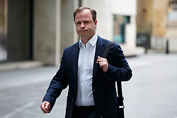 © Licensed to London News Pictures. 12/06/2016. London, UK. Director of Communications for British Prime Minister David Cameron, CRAIG OLIVER arrives at BBC Broadcasting House in London to appear on The Andrew Marr show on BBC One on Sunday, 12 June 2016. Photo credit: Tolga Akmen/LNP