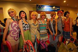 """Show """"Hanbags"""", apresentado pela Intercoiffure Austria durante o 20 Congresso Mundial da Intercoiffure - ICD Rio 2008, que acontece de 18 a 20 de maio, no hotel Intercontinental, no Rio de Janeiro . FOTO: Jefferson Bernardes / Preview.com"""
