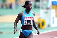 Friidrett, 23. august 2003, VM Paris,( World Championschip in Athletics),   Merlene Ottey