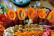 Breakfast, Shipman House, Hilo, Island of Hawaii