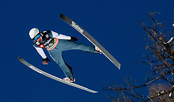 Matthew Soukup (CAN) during the Trial Round of the Ski Flying Hill Individual Competition at Day 1 of FIS Ski Jumping World Cup Final 2019, on March 21, 2019 in Planica, Slovenia. Photo by Masa Kraljic / Sportida