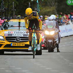 Tour de France 2020  <br /> Jumbo-Visma rider Amund Grøndahl Jansen