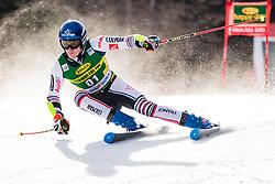 Noel Clement (FRA) during the Audi FIS Alpine Ski World Cup Men's Giant Slalom at 60th Vitranc Cup 2021 on March 13, 2021 in Podkoren, Kranjska Gora, Slovenia Photo by Grega Valancic / Sportida