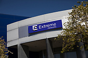 Extreme Networks in San Jose, California, photographed on February 19, 2019. (Stan Olszewski for Silicon Valley Business Journal)