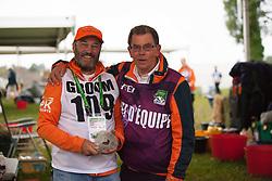 Lee Romer, (NED)<br /> Endurance - Alltech FEI World Equestrian Games™ 2014 - Normandy, France.<br /> © Hippo Foto Team - Jantien Van Zon