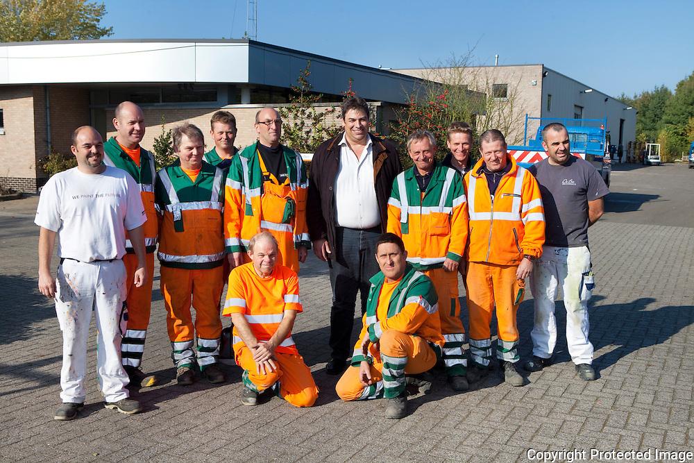 367701-gemeentewerkliezen verhuizen naar nieuw gebouw -Koningsbaan 77 Nijlen
