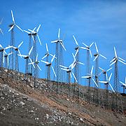 Wind Turbines Tehachapi California